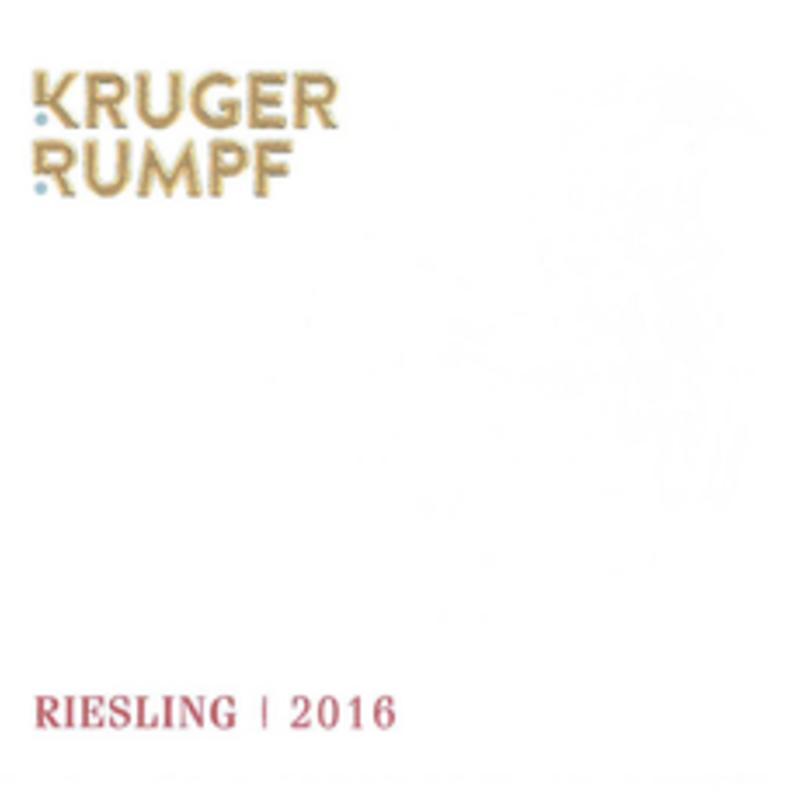 Kruger-Rumpf Riesling 2019