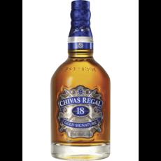 Chivas Regal Scotch 18 Year
