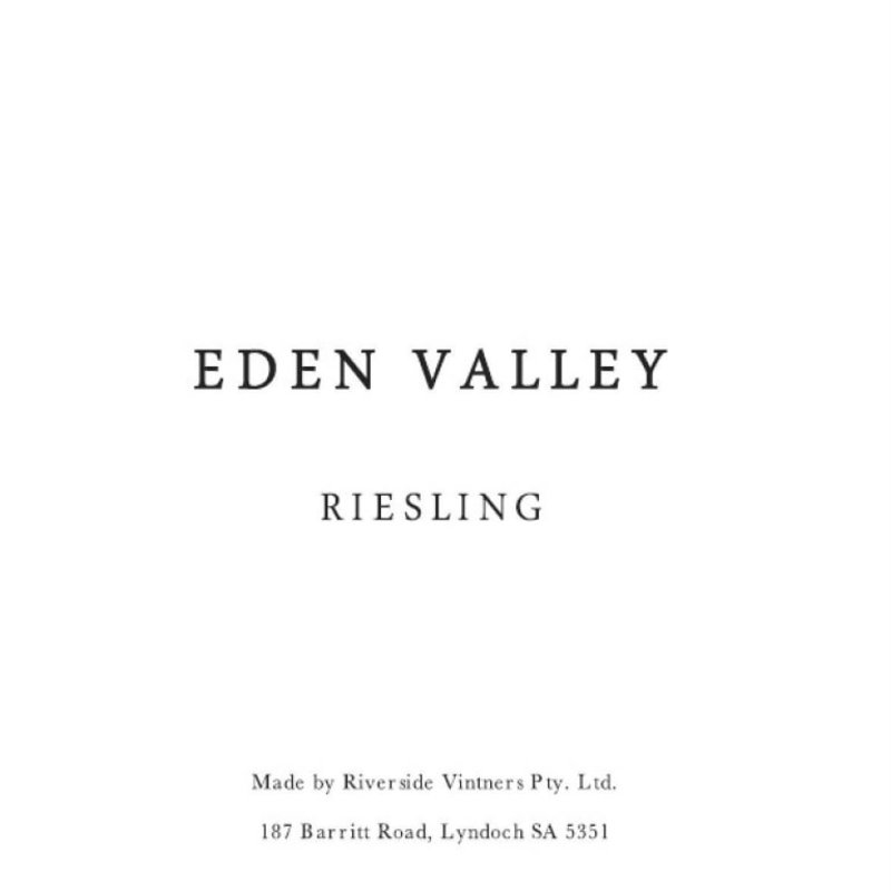 Powell & Son Eden Valley Riesling 2018