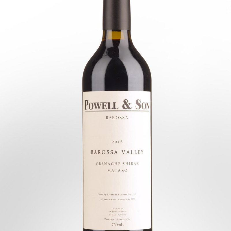 Powell & Son Barossa Valley GSM 2016