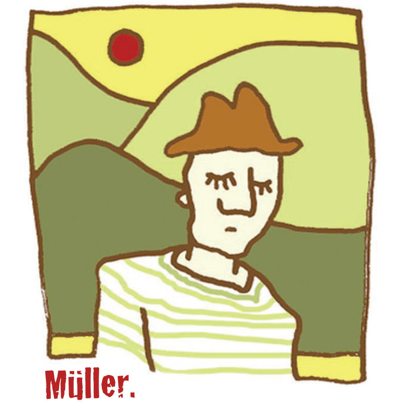 Enderle & Moll Muller Thurgau 2019