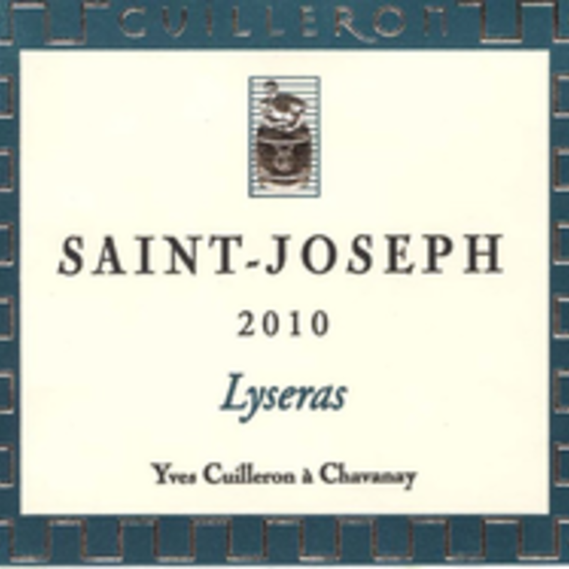 Yves Cuilleron Lyseras St. Joseph Blanc 2018