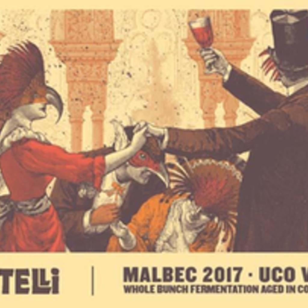 """Riccitelli Malbec """"The Party"""" 2018"""