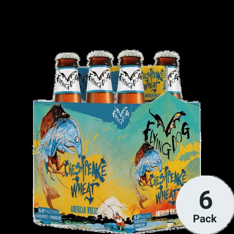 Flying Dog Chesapeake Wheat 6-Pack
