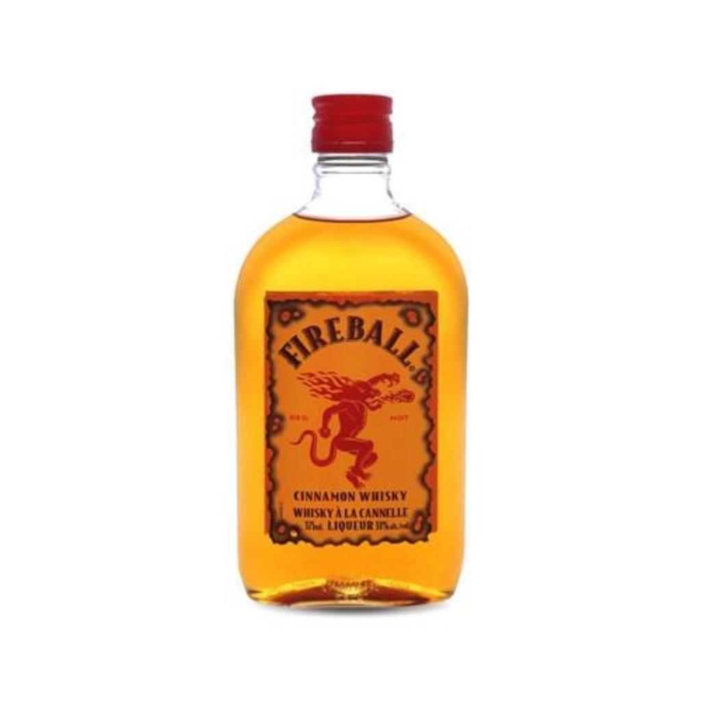 Fireball Cinnamon Whiskey 375mL