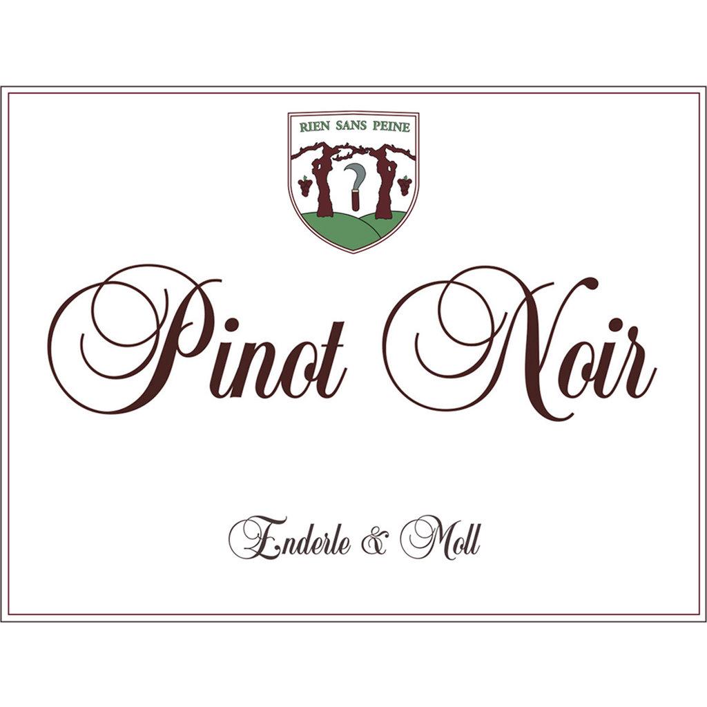 Enderle & Moll Basis Pinot Noir 2019