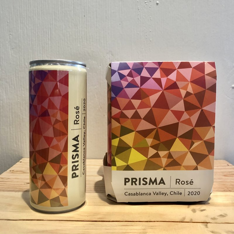 Prisma Rose 2020 250mL Cans 4-Pack