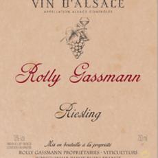 Rolly Gassmann Riesling 2016