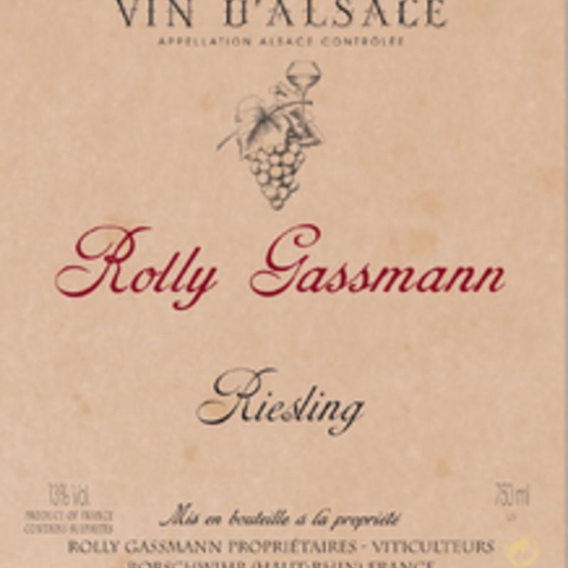 Rolly Gassman Riesling 2019