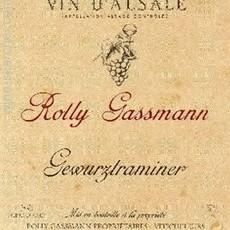 Rolly Gassmann Gewurztraminer 2016