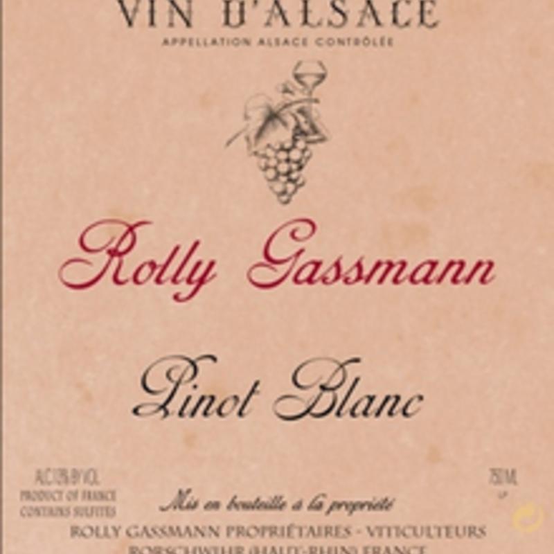 Rolly Gassman Pinot Blanc 2017