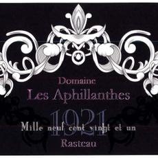 """Domaine Les Aphillanthes """"Rasteau Cuvee 1921"""" 2019"""
