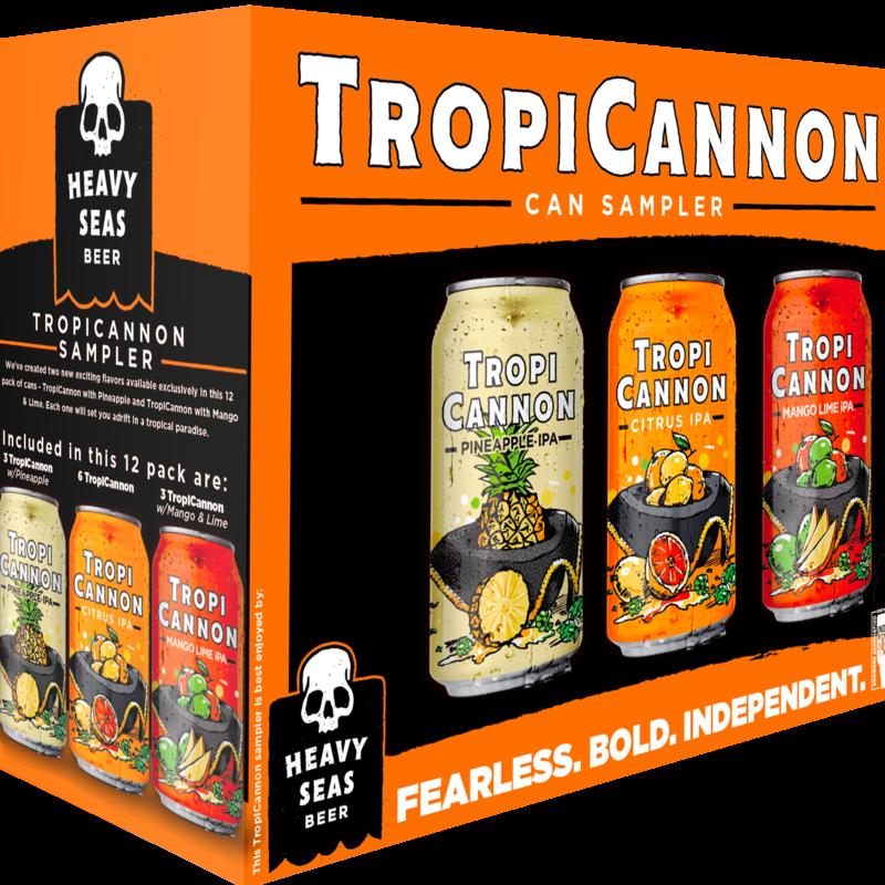 Heavy Seas TropiCannon 12-Pack
