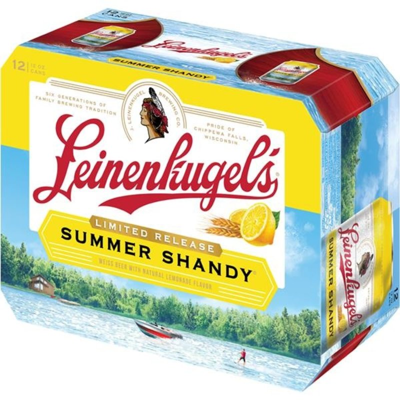 Leinenkugels Summer Shandy 12-Pack
