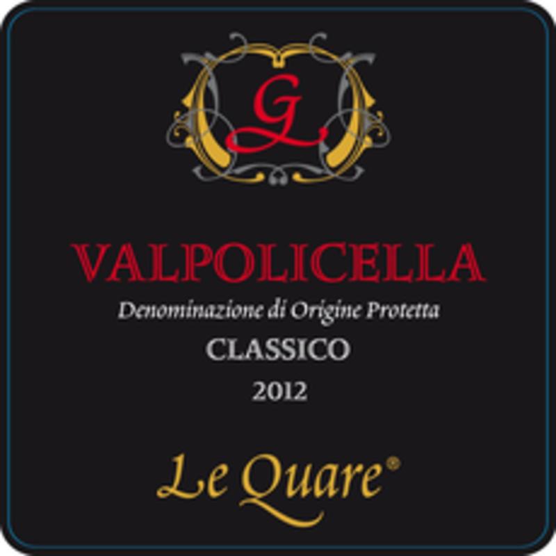 """Gamba """"Le Quare"""" Valpolicella Classico 2019"""