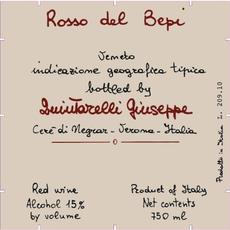 Guiseppe Quintarelli Rosso del Bepi 2010