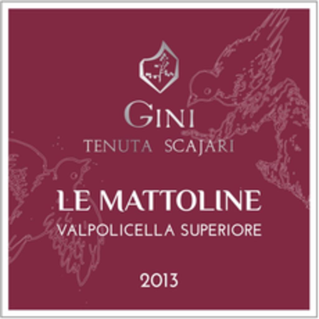 Gini Le Mattoline Valpolicella Superiore 2013