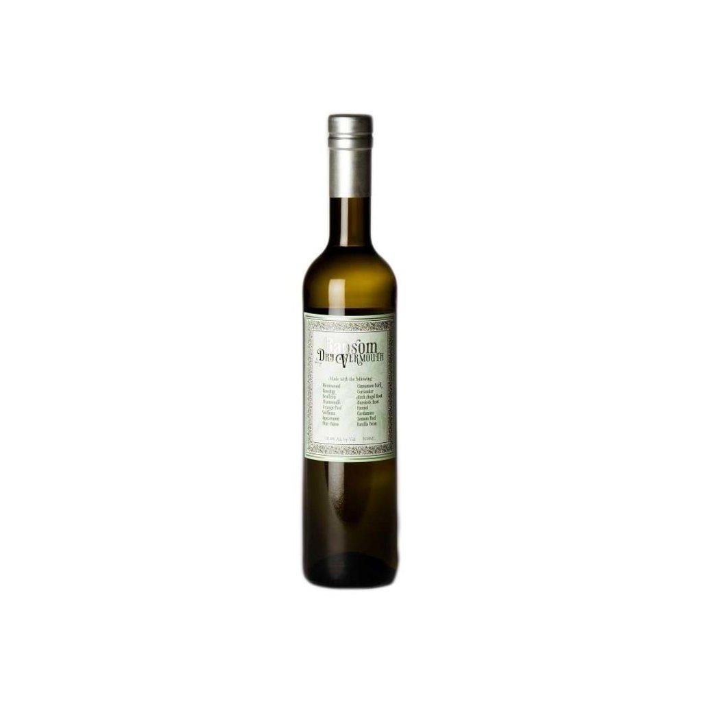 Ransom Dry Vermouth 375mL