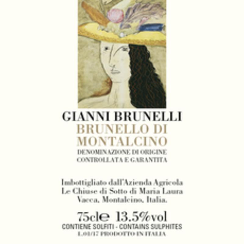 Gianni Brunelli Brunello di Montalcino 2016
