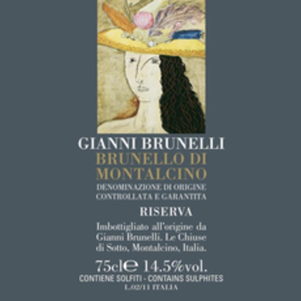 Gianni Brunelli Brunello di Montalcino Riserva 2015