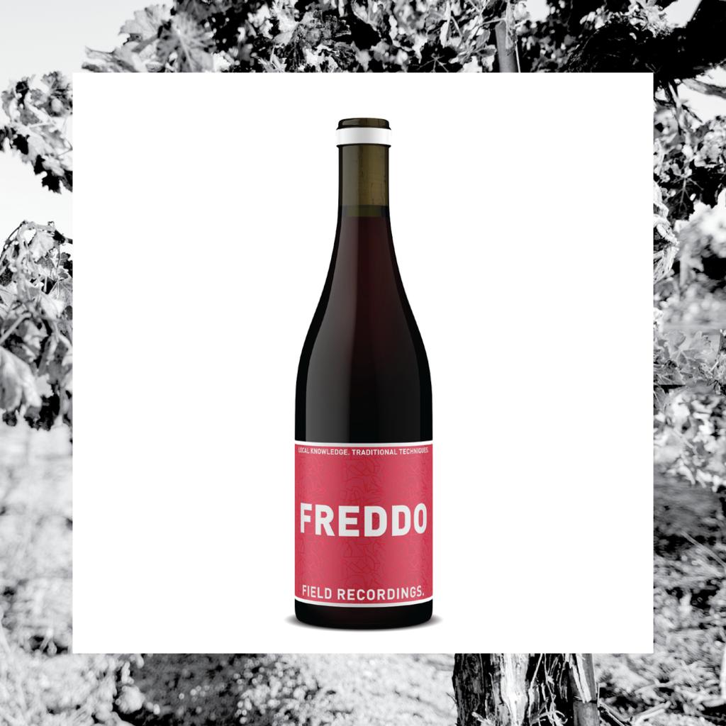 "Field Recordings ""Freddo"" Sangiovese 2019"