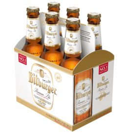 Bitburger Premium Pilsner 6-Pack