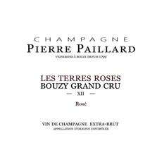 "Pierre Paillard ""Les Terres Roses"" Bouzy Grand Cru Rosé Champagne"