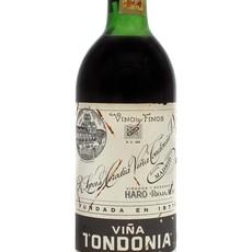 Lopez de Heredia Tondonia Rioja Gran Reserva 1970