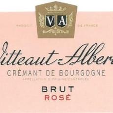 Vitteaut-Alberti Cremant de Bourgogne Brut Rosé NV