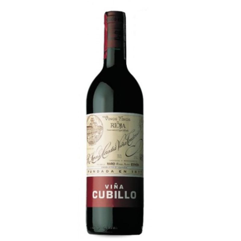 Lopez de Heredia Vina Cubillo Rioja 2012