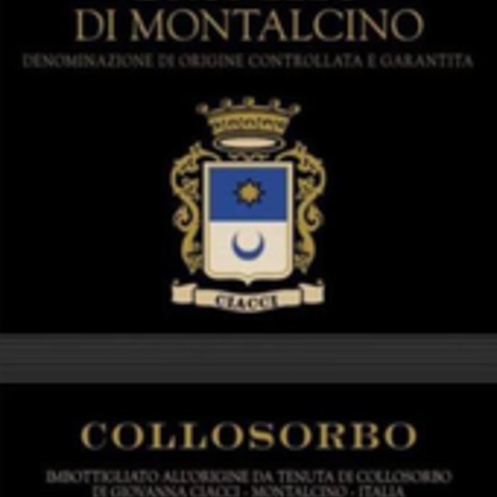 Collosorbo Brunello di Montalcino 2015