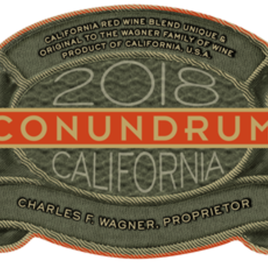 Conundrum Red Blend 2018