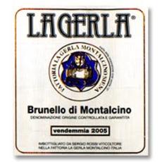 La Gerla Brunello di Montalcino 2015