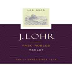 J. Lohr Los Osos Merlot 2018