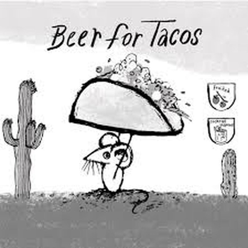 """Off Color Brewing """"Beer for Tacos"""" 4-Pack"""