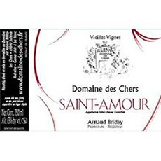 Domaine des Chers Vielles Vignes Saint-Amour 2019