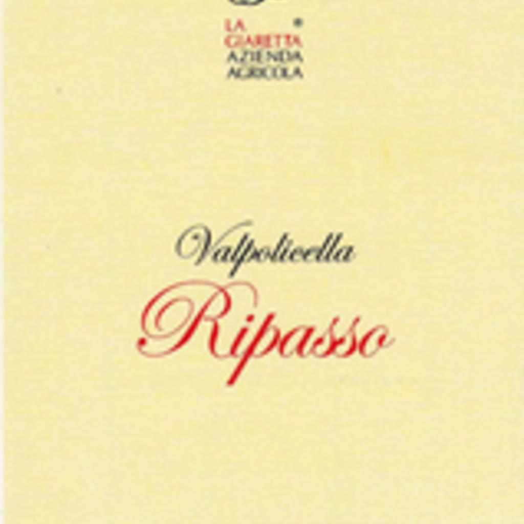 La Giaretta Valpolicella Ripasso Classico Superiore 2018