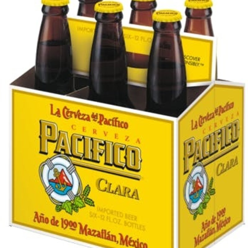 Pacifico Clara Pilsner 6-Pack