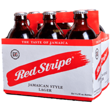 Red Stripe Lager 6-Pack