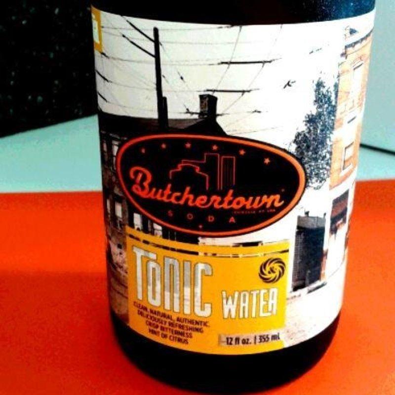 Butchertown Soda Butchertown Tonic Water 355mL