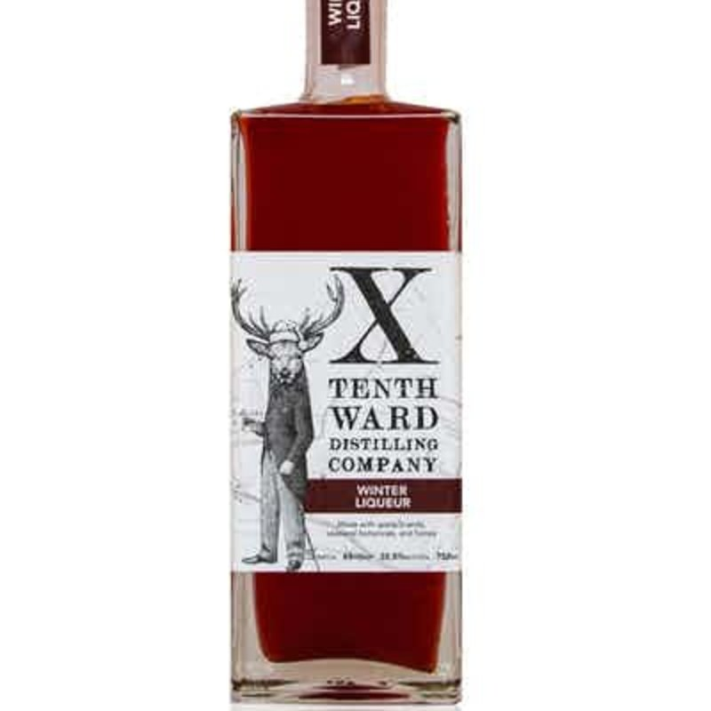 Tenth Ward Winter Liqueur 750mL