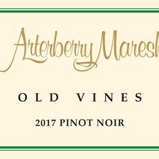 Arterberry  Maresh Old Vines Pinot Noir 2017
