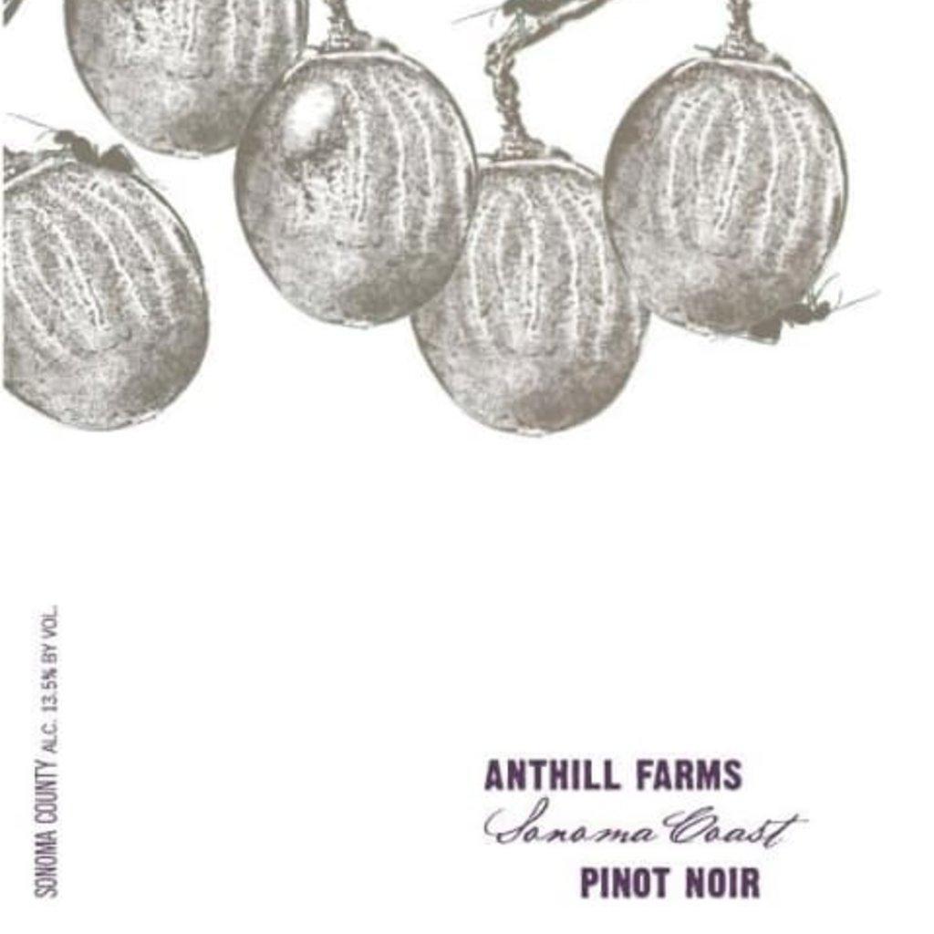 Anthill Farms Sonoma Coast Pinot Noir 2019