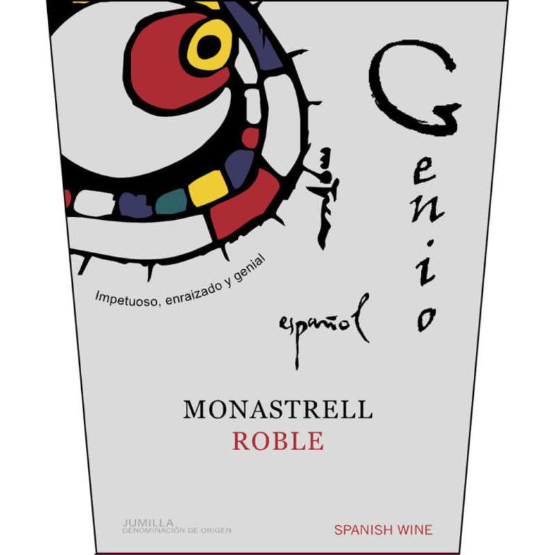 "Genio Español ""Roble"" Monastrell 2018"