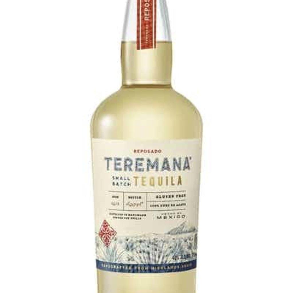 Teremana Tequila Reposado