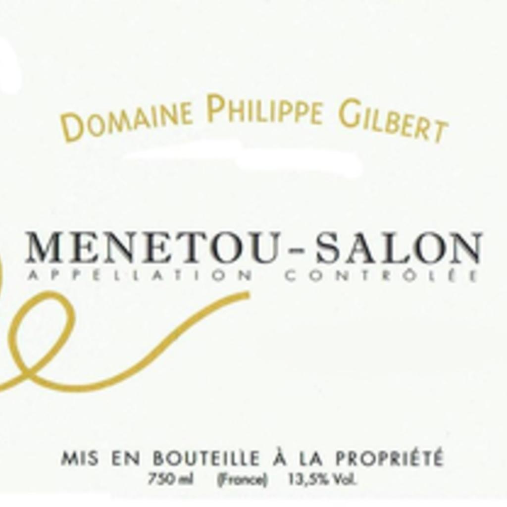 Philippe Gilbert Menetou-Salon Blanc 2019