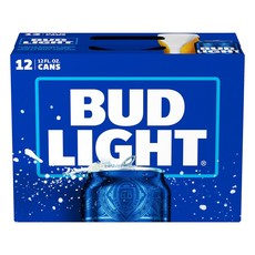 Bud Light 12-Pack Cans