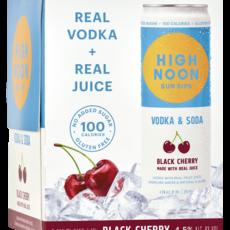 High Noon Black Cherry Hard Seltzer 4-Pack