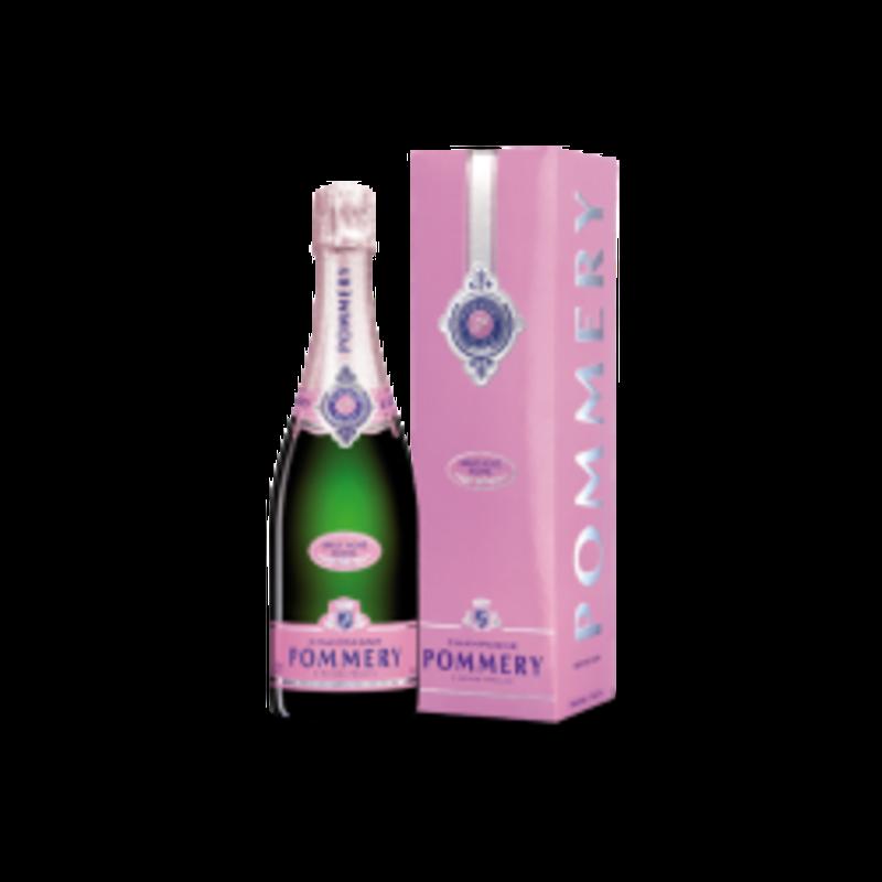Pommery Champagne Rose Brut NV