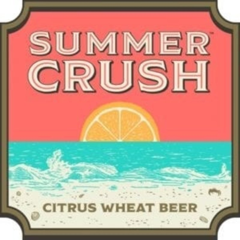 """Yards Brewing Company """"Summer Crush"""" Citrus Wheat Beer 6-pack"""